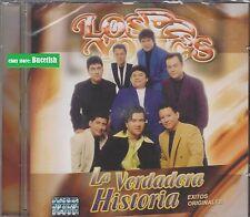 Los Yonics La Verdadera Historia Exitos Originales CD New Nuevo sealed