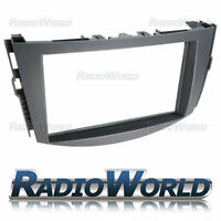 Toyota RAV4 Black Fascia Facia Panel Adapter Double Din Frame DFP-11-07