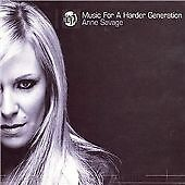 Anne Savage - Music for the Harder Generation Vol. 1 (2 X CD ' Various Artists)