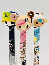 tokidoki Makeup Brush Set Pittura Sephora Rare Ltd Edition Umbra Eye Brushes Set