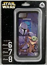 Disney Parks iPhone 6s 7 8 Star Wars Baby Yoda The Mandalorian & Child in Ship