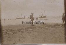 La Panne Belgique Vintage citrate ca 1910