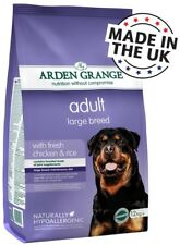 Arden Grange Large Breed Adult Dry Dog Food - Chicken And Rice - 12kg