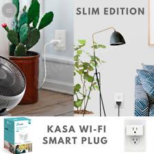 TP-Link Kasa Wi-Fi Smart Plug (KP100), No Hub Required (Pairs w/ Amazon/Google)