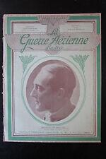 AVIATION WW1 LA GUERRE AERIENNE N° 64 de 1918  HORS TEXTE MARECHAL LOGIS SOULIER