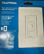 Lutron Pico Remote Control with Wall-Mounting Kit - New in Package!