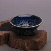 Chinese ancient antique hand make Tea Cup Porcelain Decoration a32