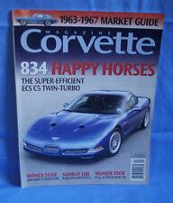 Corvette Magazine - January 2008