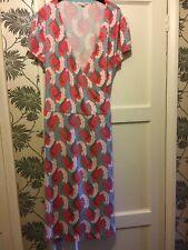 boden size 22 long  summer wrap dress bnwot 80.00