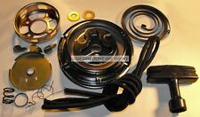 Engine Recoil Pull Pulley Starter Rebuild Kit for 1984-1986 Honda ATC 200S