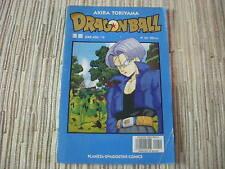 COMIC MANGA DRAGONBALL DRAGON BALL BOLA DE DRAGON Nº 163 SERIE AZUL USADO