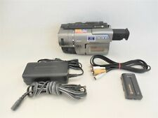 Sony CCD-TRV48E Pal Format Hi8 8mm Camcorder Good Condition- Warranty-USA Seller