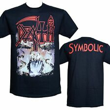 DEATH BAND - SYMBOLIC - Official Licensed T-Shirt - Death Metal - New S M L XL