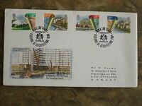 GB 1984 150th Anniv of Royal Institute of Br Architects First Day Cover : RIBA