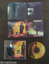 STEVIE RAY VAUGHAN Couldn't Stand The Weather GOLD Audiophile CD Mastersound SBM