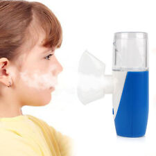Portable Rechargeable Handheld Ultrasonic Nebulizer Respirator Humidifier Kids