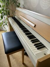 More details for yamaha digital piano ydp s30 in cherry light coloured wood. slim/compact