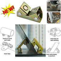 V Type Magnetic Welding Clamps Holder Suspender Fixture Adjustable V Pad