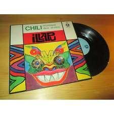 ILLAPU chili - musique des andes CHILE FOLK LATIN CANTO LIBRE Gatefold Lp
