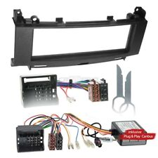 MERCEDES A-CLASS 04-12 1-Din Car Radio Installation Set Canbus Adapter FACEPLATE