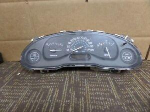 97 98 1997 1998 Buick Century Speedometer Instrument Cluster Oem Unknown Miles