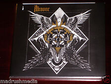 Alraune The Process of Self-immolation CD 2014 Profound Lore Pfl137 Digipak
