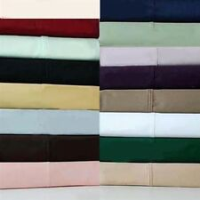 """Sheet Set 25"""" Inches Depth All Color / Sizes / Egyptian Cotton 1000 Thread Count"""