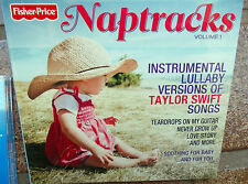 """NAPTRACKS"" Fisher Price Instrumental Lullaby versions of ""Taylor Swift"" songs"