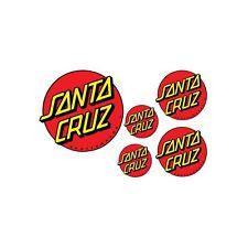 Stickers santa cruz