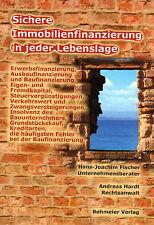 Sichere Immobilienfinanzierung in jeder Lebenslage - Andreas Hardt - BUCH