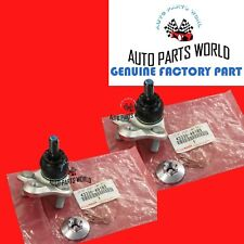 GENUINE OEM TOYOTA PRIUS CT200t PRIUS PLUG-IN FRONT LOWER BALL JOINT SET OF 2