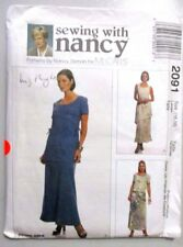 McCall's Sewing pattern no. 2091 size 16 Ladies top & skirt