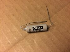 NOS Vintage Olson Oil Capacitor .05 uf 600v Guitar Amp Tone Cap Japan (Qty Avail