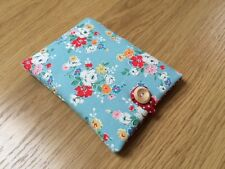 Handmade In Cath Kidston Clifton Rose Fabric - iPad 4 / 3 / 2 Padded Case Cover