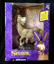 McFarlane Toys Shrek Talking Electronic Donkey Figure from 2001.
