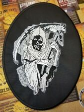 *LARGE* Grim Reaper back patch