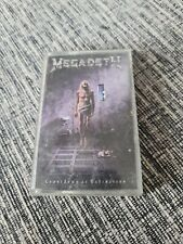 Megadeth Countdown to extinction 1992 Capital records cassette tape