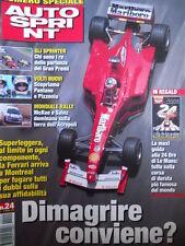 Autosprint n°24 2000 Ferrari super leggera  [P18]