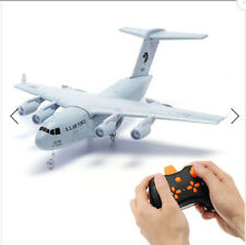 """NEW C-17Transport 14.6"""" Wingspan DIY RC Airplane Expanded Polypropylene Material"""