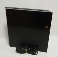 Sony PlayStation 4 PS4 CUH-1100AB01 500GB Jet Black Console EXCELLENT Fedex Ship