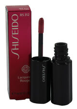 Shiseido Laquer Rouge (Shade RS 312)  0.2oz / 6ml New In Box