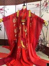 Chenqingling Cosplay Wedding Custome Red Mo Dao Zu Shi Wei Wuxian Lan Wangji