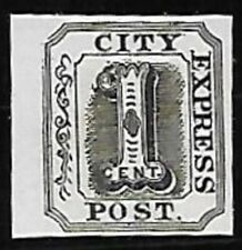 USA 1850 LOCAL STAMP FORGERY MNG