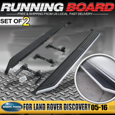 Luxury Running Board Side Step Nerf Bar for Land Rover Discovery LR3 LR4 05-2016