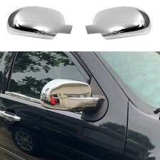 For 2007-2013 Chevy Silverado / GMC Sierra Yukon CHROME Full Mirror Covers