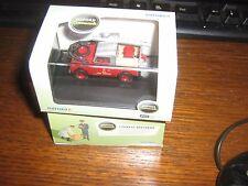 "Oxford Diecast 76LAN188015 British Rail Land Rover 88"" Fire Tender"