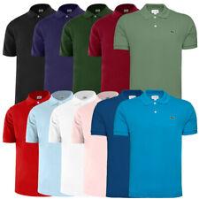Lacoste L.12.12 Original Polo Camisa Hombres Leisure Camiseta Polo Camisa L1212