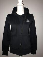 Adidas Black Hoodie Size: S (warm up hoodie)
