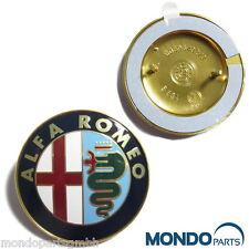 ORIGINAL Alfa Romeo  Emblem Kühlergrill im Scudetto zum 33; 145; 146; = 60596492
