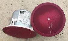 JBL Control 26CT Ceiling Loudspeaker RED 6.5 in wall loud speaker